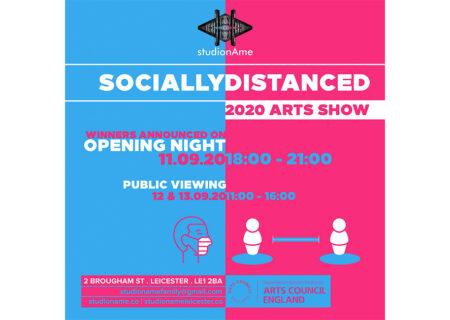 StudionAme Socially Distanced 2020 Arts Show